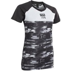 ION Scrub AMP Distortion Koszulka z krótkim rękawem Kobiety, czarny/biały